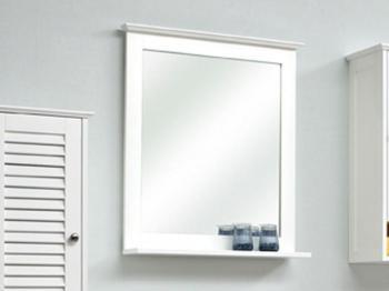 Miroir JASMINA blanc sans
