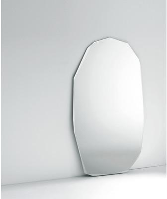 Kooh-I-Noor miroir - glas