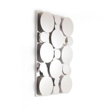 Gagà - Miroir 90x58cm - inox