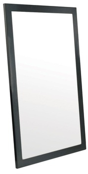 Big Frame - Miroir - noir