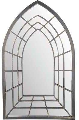 Miroir trompe l oeil Gothique