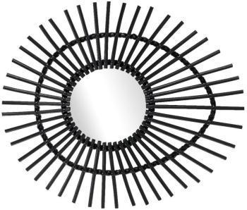 Intex kit piscine ellipse ovale for Miroir rotin noir