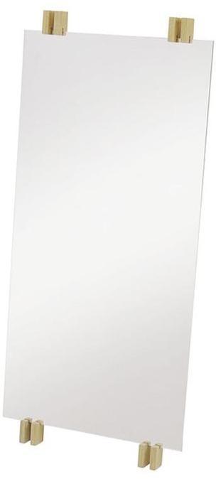 Cutter - Miroir - chêne 50x110cm