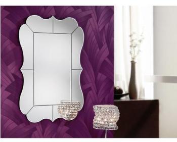 Miroir Design Baroque C leste