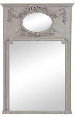 Miroir Trumeau Taupe