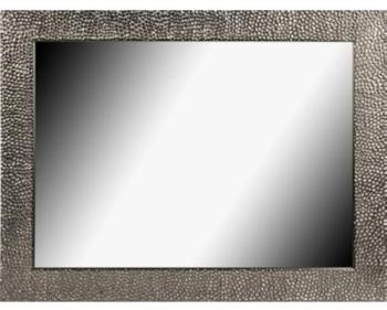 Miroir Forge m tal 63x83 cm