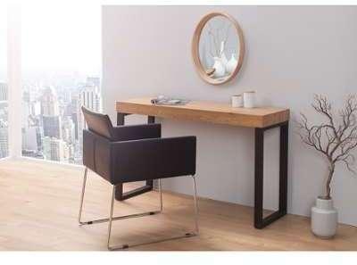 Miroir design en bois massif