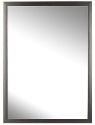 Miroir Métallisé acier 55x75