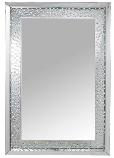 Catgorie miroir page 15 du guide et comparateur d 39 achat for Miroir rectangulaire argent