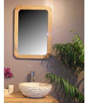 Catgorie miroir page 15 du guide et comparateur d 39 achat for Miroir teck 50 x 70