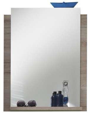 Miroir mural de salle de bains