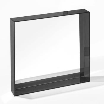 Only Me - Miroir 50x50 - noir