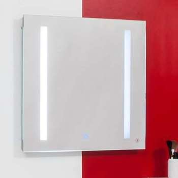 Miroir lumineux Bluetooth