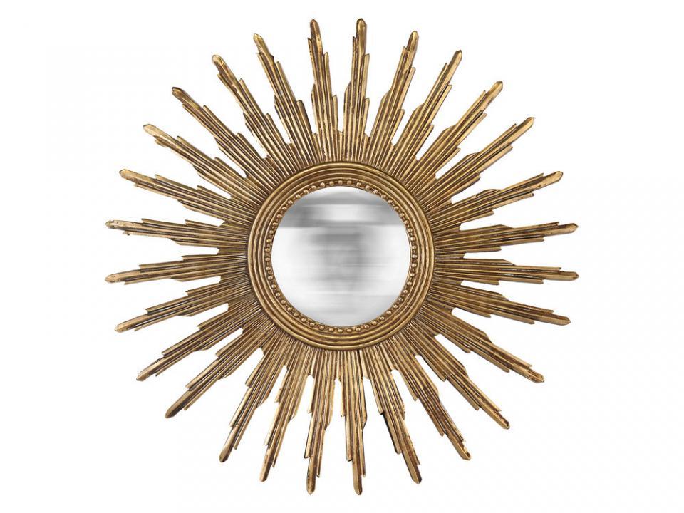 Catgorie miroir du guide et comparateur d 39 achat for Soleil decoratif mural
