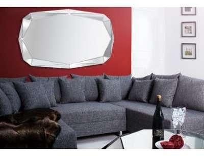 Miroir design diamant Esmee