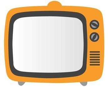 Miroir enfant Télévision