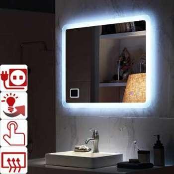 Miroir salle de bain led design