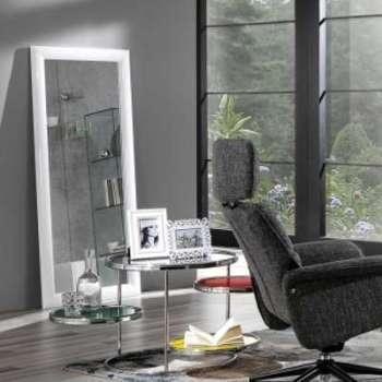 Miroir à poser au sol de design
