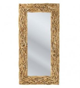 Catgorie miroir page 11 du guide et comparateur d 39 achat for Miroir bois design