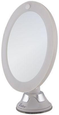 Miroir grossissant éclairé