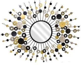 Catgorie miroir page 15 du guide et comparateur d 39 achat - Miroir soleil noir ...