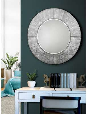 Miroir design Rond Aurore