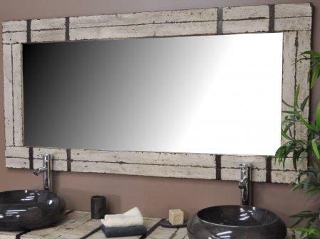Grand Miroir de salle de bain