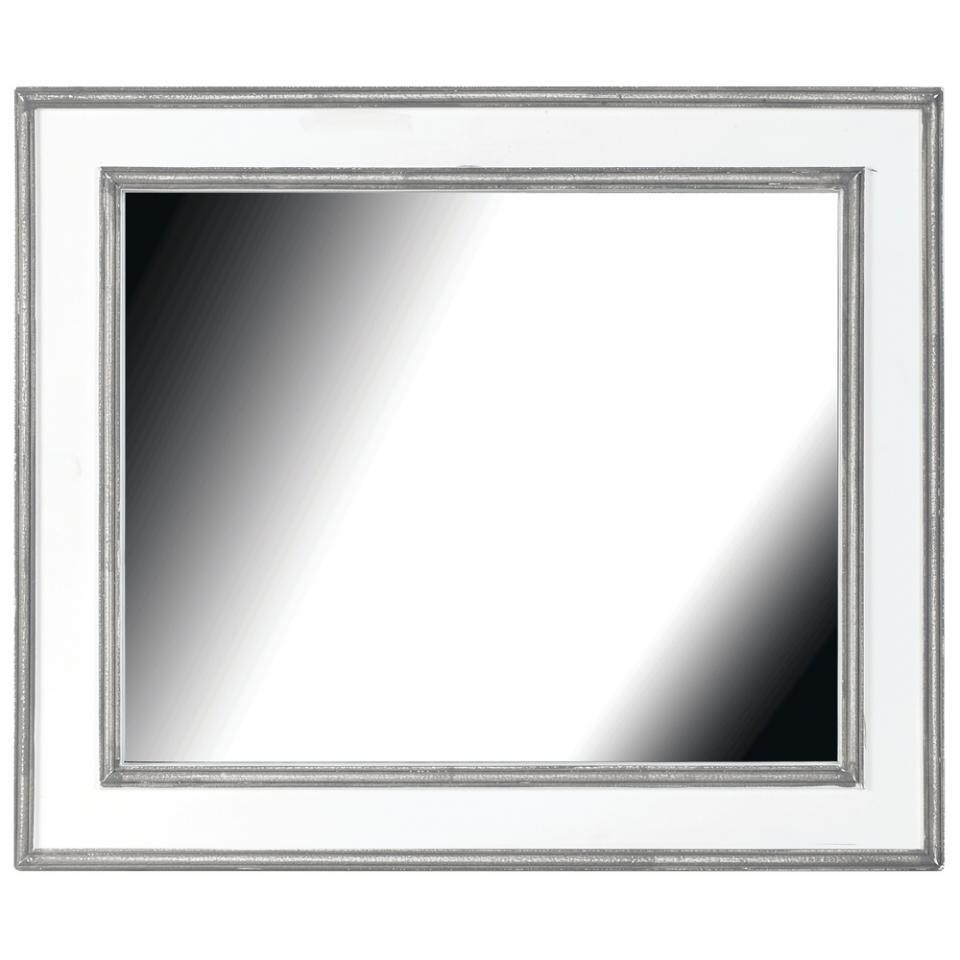Brio toile zen imprime dun paysage japonais 28x28 cm for Miroir blanc romantique