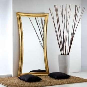 Gran miroir de sol mural design