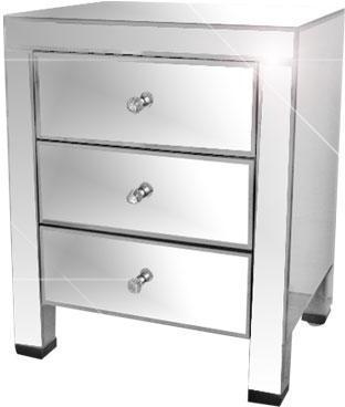Chevet miroir Aimone