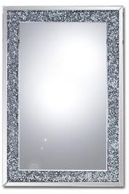 Miroir rectangulaire mural