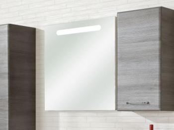 Miroir FILMA 70 cm blanc