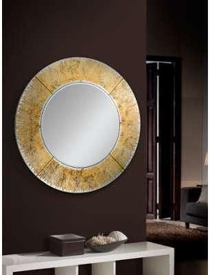 Miroir deco design Rond Aurore
