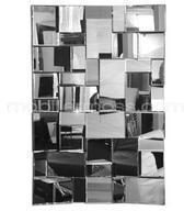 Miroir design multi-facettes