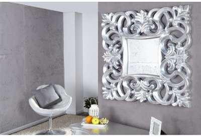 Miroir mural style baroque