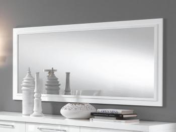 Miroir FABRIZIO 180 cm blanc