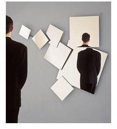 BD BARCELONA DESIGN miroir