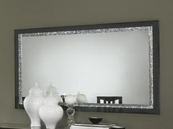 Miroir REBECCA 140 cm noir