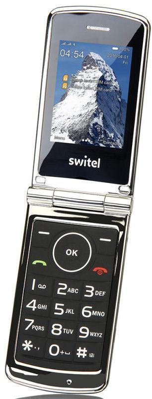 Téléphone portable senior