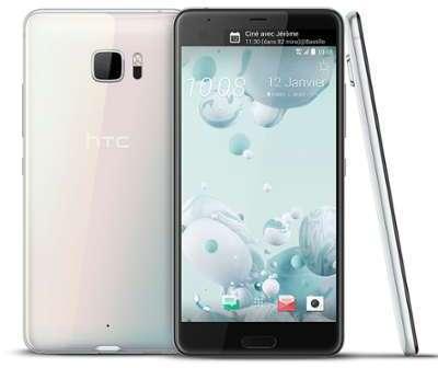 HTC U Ultra 64Go Blanc