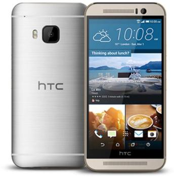 HTC One M9 32Go Argent