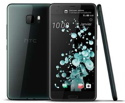 HTC U Ultra 64Go Noir