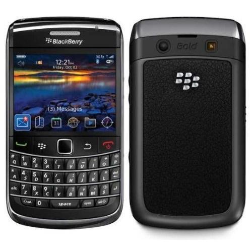 BlackBerry Bold 9700 Noir