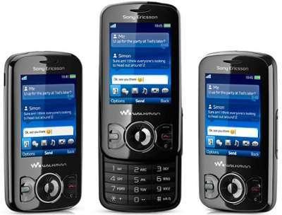 Sony Ericsson Spiro W100i