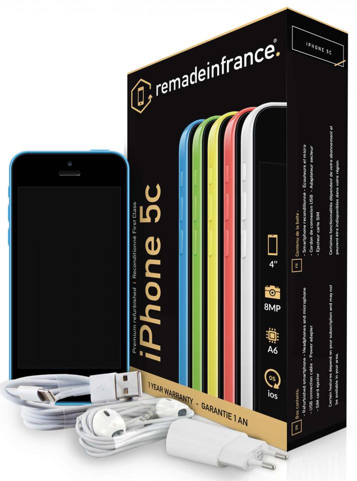 Iphone C Remade In France