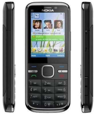 Nokia C5-00 Noir Débloqué