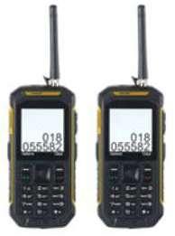 2 téléphones portables outdoor
