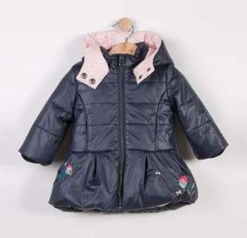 Manteau doudoune à capuche
