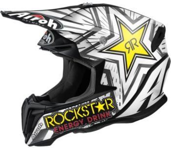 Casque cross Airoh TWIST Rockstar
