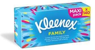 Mouchoirs Family Box Kleenex